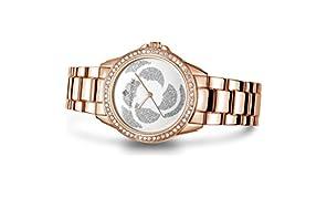 Timothy Stone Colección Katy - Reloj de Cuarzo para Mujer, Color Oro Rosa