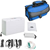 Preisvergleich für Denshine Portable Auto Car Home Travel Body Physical Oxygen Generator Concentrator With Rechargeable Battery