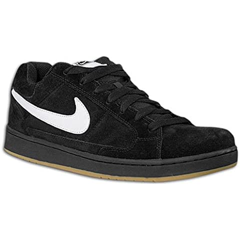 Nike - Black / Gym Red-wolf Grey-cl Gry, Scarpe da basket Bambino