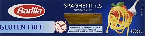 Barilla Gluten Free Spaghetti, 400 g, Pack of 12
