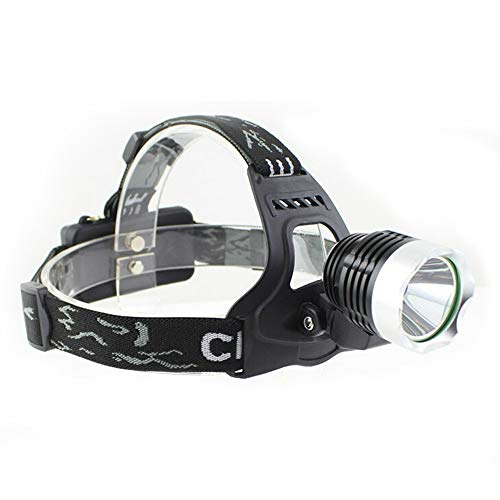 zhenxin LED Stirnlampe Kopflampe 3-Modes 2000 Lumen Fahrradlampe CREE XM-L T6 K11 Fahrrad Kopf XML Lichter