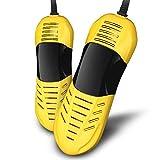 Shoe Dryer séchoir à Chaussures Séchoir à Chaussures, sèche-Linge rétractable pour Enfant, sèche-Chaussures, Grille pour déodorant, Hiver (Couleur : Le Jaune)