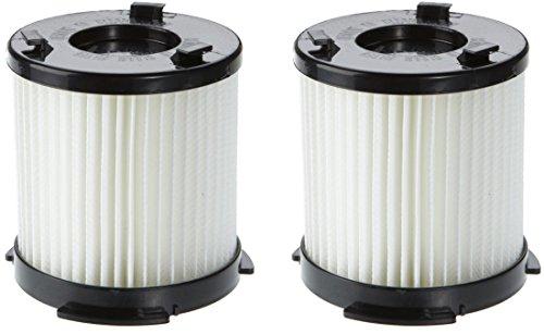 AEG AEF20.1 Filterset für Viva Spin (2 Zentralfilter, 4 Abluftfilter, saubere Luft, verbesserte Saugleistung, regelmäßiger Filtertausch, passgenau, schwarz) -