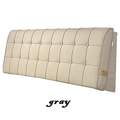 MAL Haushalt Bett Rückenpolster, Bettsofa Hüftpolster doppelt abnehmbar, 4 Farben, mehrere Größen von MAL - Gartenmöbel von Du und Dein Garten