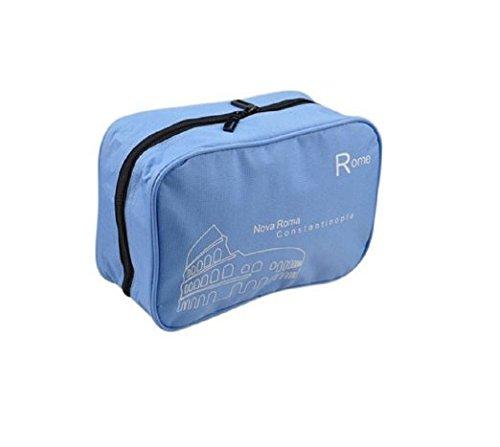 Buy Okayji Travel Bag Toiletries Portable Storage Bathroom Organizer for Women  Makeup or Men Shaving Kit with Hanging on Amazon  3a8d497f5