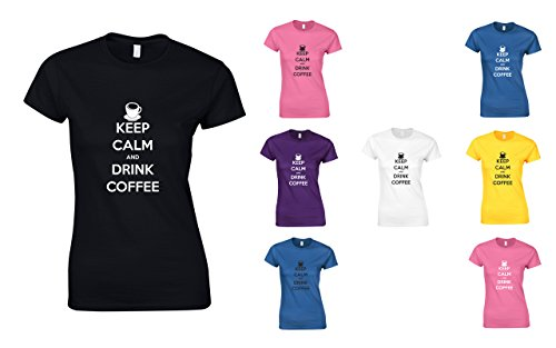 keep-calm-and-drink-coffee-mesdames-t-shirt-imprime