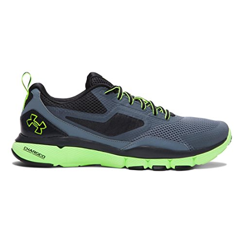 Under Armour Ua Charged One Tr - gravel/ fuel green/ black multi colour