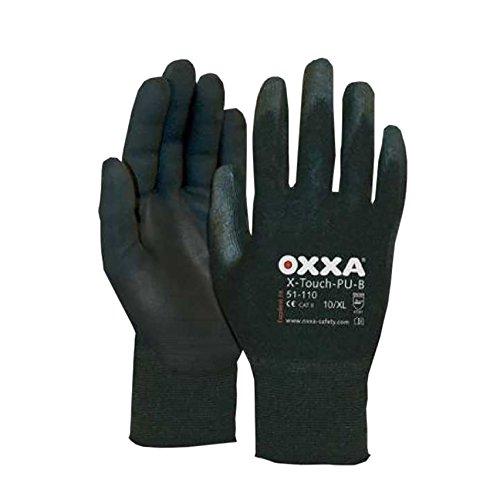 Oxxa 1 51 110 08 Montagehandschuh X-touch PU-B Größe 8 9 Paar/Pack