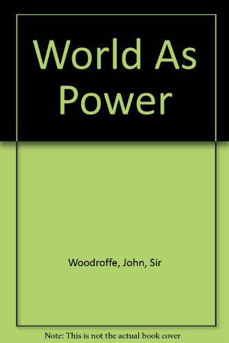 world-as-power