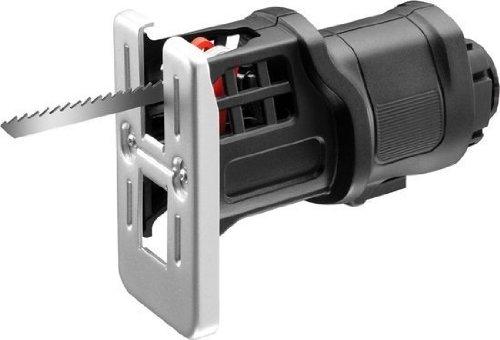 BLACK+DECKER MTJS1 - Accesorio de sierra para herramienta Multievo, 4.5 cm