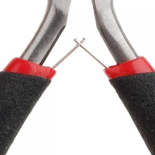TOOGOOR-Cote-Coupe-fil-Pinces-Travaux-Manuels-Perles-Fabrication-Bijoux-Outil-Noir
