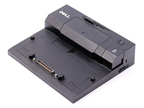 Dell Basis-Dockingstation PR03X für Bisiness-Notebook 19.5V 6.7A/ 10.8A, Anschlüsse: DVI, VGA, DisplayPort, eSATA, USB, (ohne Netzteil), A-WARE