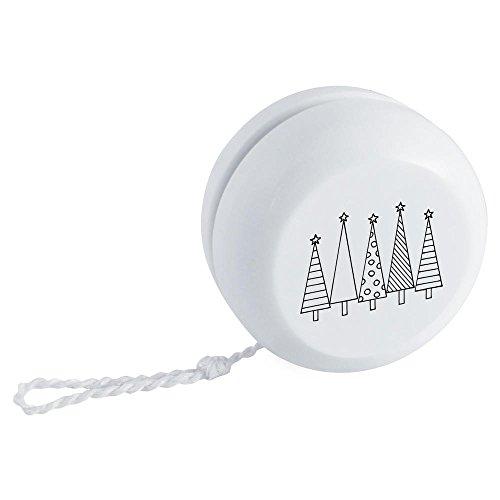 'alberi di natale' stile retrò yo-yo (yy00011470)