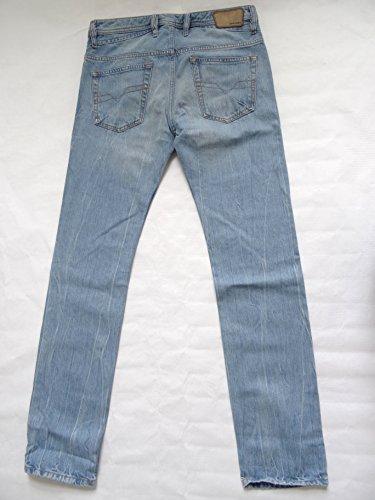 Diesel shioner-jeans slim da uomo, pantalone skinny Pantaloni chinos 0R28R