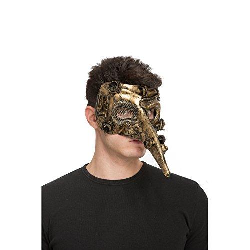 Máscara de cuervo