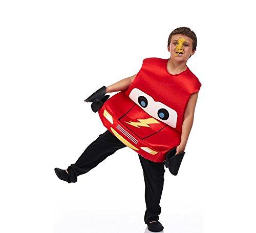 - Lightning Mcqueen Kostüm
