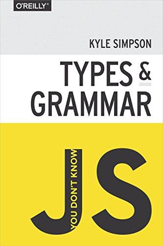 You Don't Know JS: Types & Grammar (English Edition) por Kyle Simpson