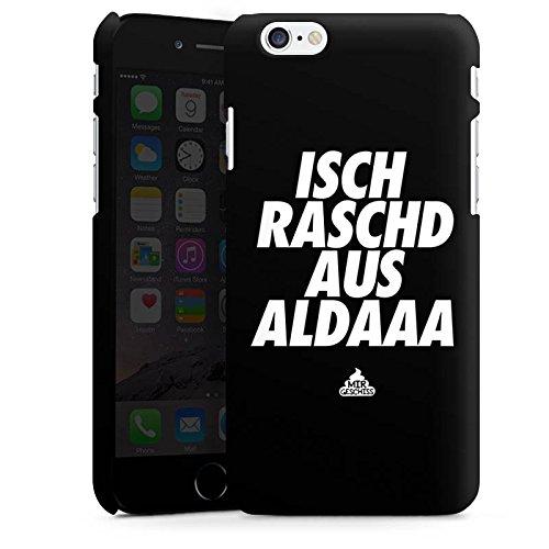 Apple iPhone X Silikon Hülle Case Schutzhülle mir geschiss Spruch Ausrasten Premium Case matt