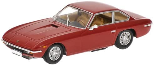 Minichamps Miniature - Lamborghini Islero, 436103420, Rouge | Prix Modéré
