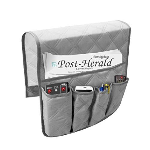 5 Pocket-Sessel, Sofa, Stuhl-Speicher-Halter Couch Organizer Hängetasche - Wohnzimmer Stuhl Deckt