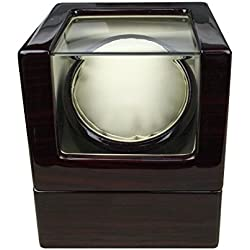 [Pure Handmade] Double Watch Winder with Japanese Mabuchi Motor