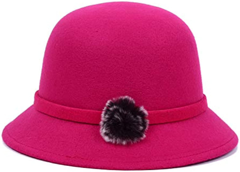 HHMZ Cappelli da Donna Autunno E Inverno 57a8c0ce7be5