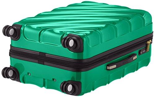 Shaik 7203082 Trolley Koffer, Gr. L, grün -