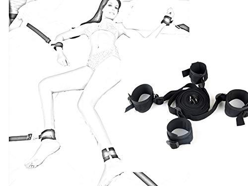 Cinturón yoga interior cómodo ajustable juego romántico