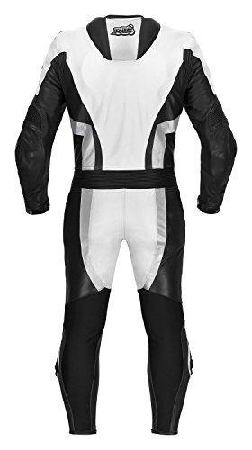 XL Gr BOS Motorradhose Textil Schwarz