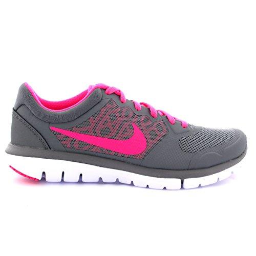 Nike Wmns Flex 2015 Rn, Scarpe sportive, Donna Grey