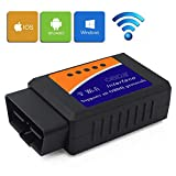 NST OBD2 Diagnosewerkzeuge WiFi Elm327 Can Bus für IOS Apple iPhone Android Windows OBD-II Adapter Wireless die meisten Autos und Trucks