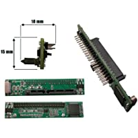 """Kalea Informatique - Convertidor adaptador para cambio de disco duro interno (ultrafino, SATA 2,5"""" a IDE 2,5"""" de 44 pines)"""