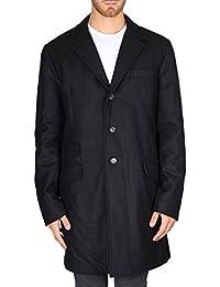 ASPESI cappotto uomo blu mod A CI21 A521 NEW SPITZONE 100% lana MADE IN  ITALY 524a3841e60
