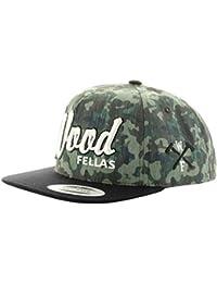 Wood Fellas Herren Caps / Snapback Cap Da Wood
