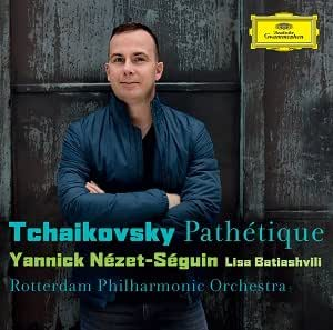 Classic CD, Tchaikovsky: Symphony No.6 'pathetique' & 12 Romance for violin and piano[002kr]