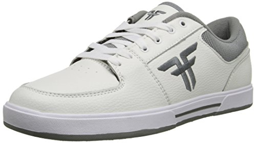 Dwindle donna Patriot skateboard shoe WHITE/CEMENT GRAY