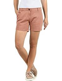 DESIRES Kathy Damen Chino Shorts Bermuda Kurze Hose Mit Stretch-Anteil  Regular Fit d90be5eb02