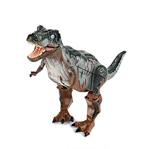 Jamicy  Dinosaurier Modelle Spielzeug, Intellektuelles Spielzeug, Kinder Spielzeug Transformator Roboter Shark Ocean Anime Figur Geschenk für Weihnachten ()