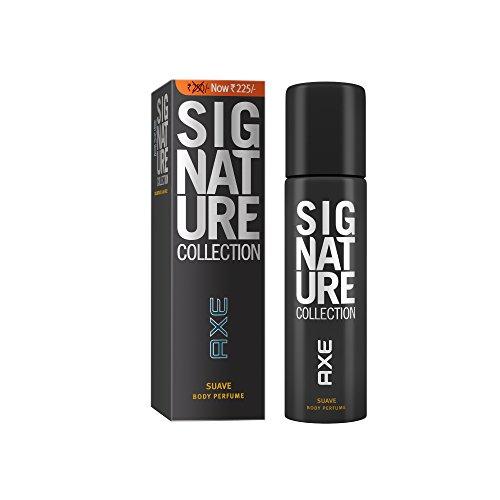Axe Signature Body Perfume, Suave, 122ml