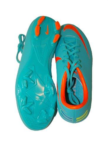 Nike Junior Mercurial Victory III base fissa calcio stivali Blau