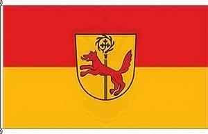 Bannerflagge Abtswind - 150 x 400cm - Flagge und Banner