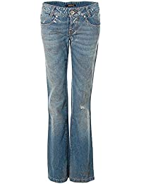 killah Pantalones vaqueros Regular Slim Dirty Look destroyed