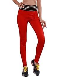 Yvelands Mujeres Liquidación Deportes Yoga Entrenamiento Gimnasio Fitness Leggings Pantalones Ropa atlética