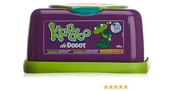 kandoo-de-dodot Halter abwischen