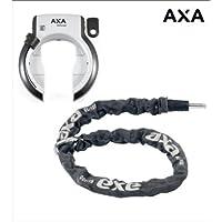 """AXA Defender """"Art """"Candado Marco Candao Para Bicicleta con AXA CADENA rlc100-01200109k"""