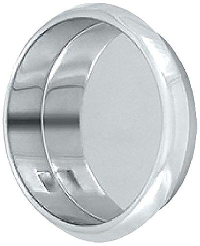 Deltana FP221RU26 Round 21/8-Inch Diameter Solid Brass Flush Pull by Deltana -