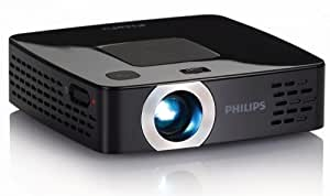 Philips PicoPIX PPX2450 55 Lumens Pocket LED Pico Projector with Integrated Media Player and 2GB Memory. (discontinued by manufacturer)