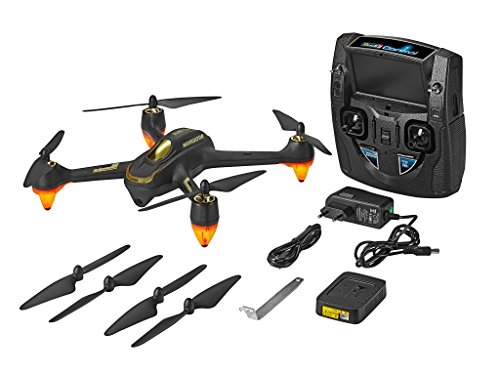 Preisvergleich Produktbild Revell Control RC GPS Quadrocopter mit FPV Full HD-Kamera, ferngesteuert mit GHz Fernsteuerung mit Display für Live-Stream & Telemetrie, bis zu 20 Min Flugzeit, Follow-me, Coming-home, NAVIGATOR 23899