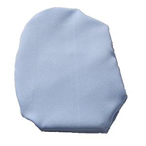 Simple Stoma Cover Ostomy Bag Cover Bengaline Blassblau