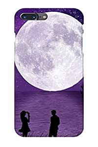 SRS Moon 3D Back Cover for Apple iPhone 7 Plus